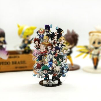 My Hero Academia – All-in-one Characters amazing Acrylic Figure Stand Action & Toy Figures
