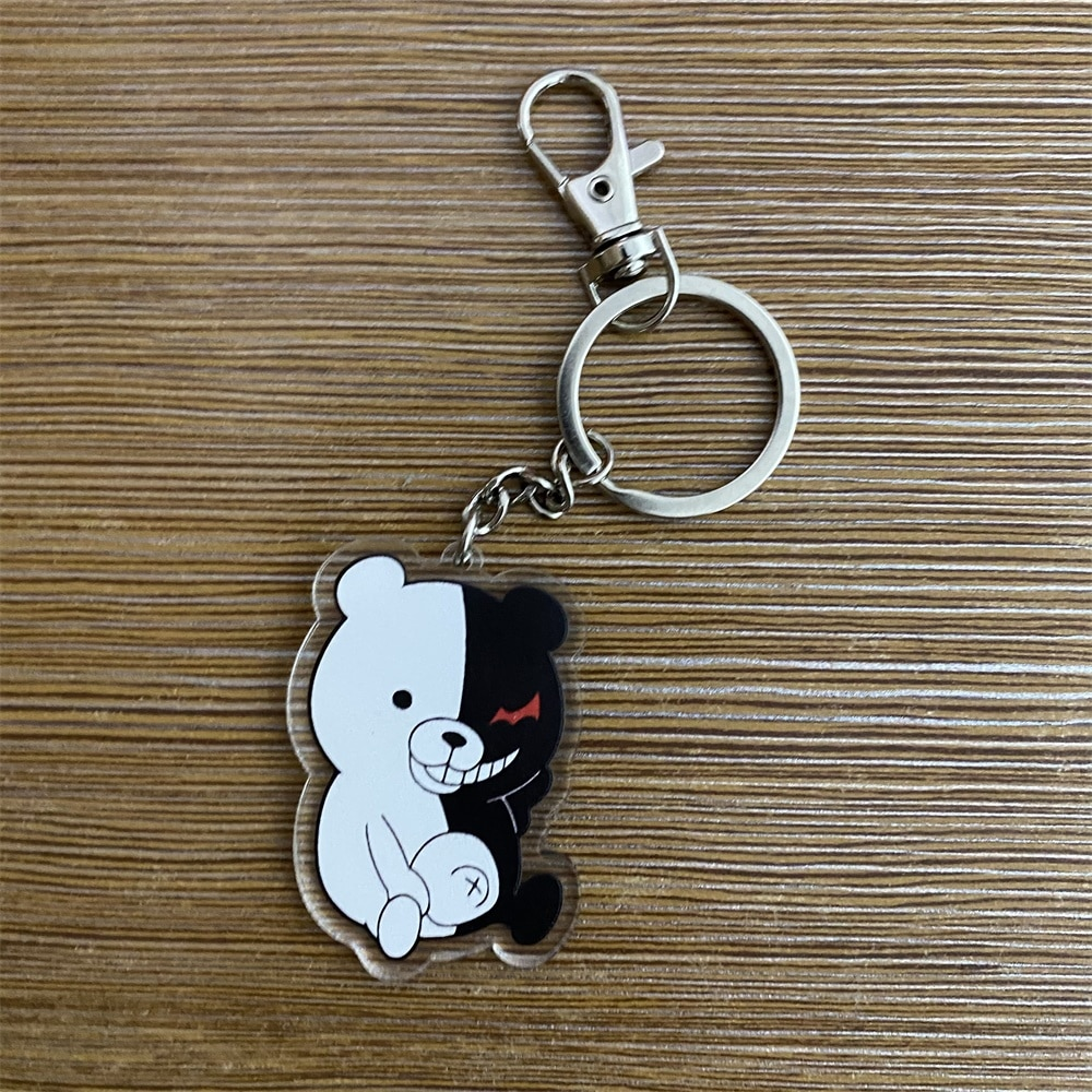 Danganronpa – Different Cute Characters Acrylic Keychains (20 Designs) Keychains