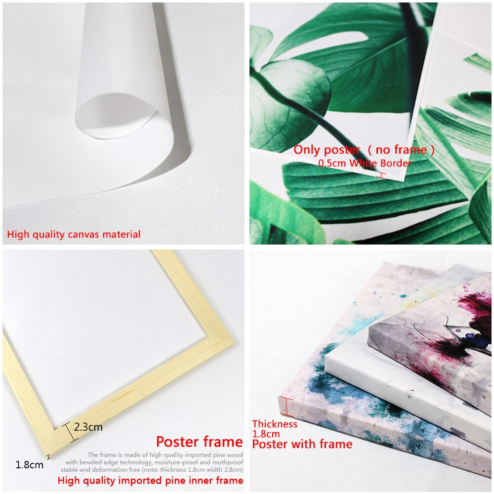 KonoSuba – Megumin 3D Wall Poster (Different sizes) Posters