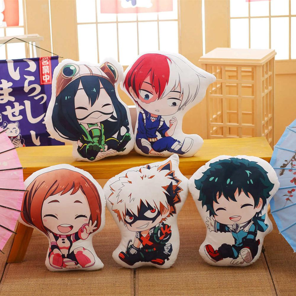 My Hero Academia – Different Characters Plushies dolls (15+ Designs) Dolls & Plushies