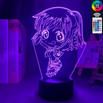 Attack on Titan – Sasha Chibi Themed Lighting Lamps (7/16 colors) Lamps
