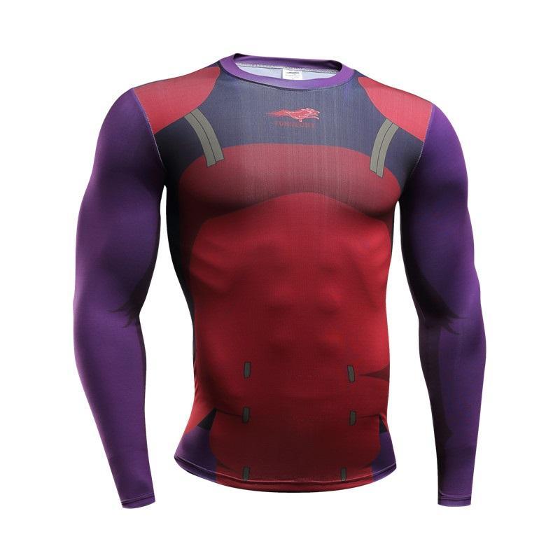 Naruto – Sport Long Sleeve Shirt (10 Styles) Hoodies & Sweatshirts T-Shirts & Tank Tops