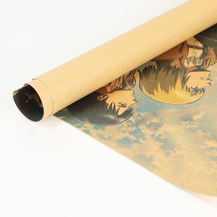 Attack on Titan – Eren, Levi, Mikasa, Armin Poster Posters