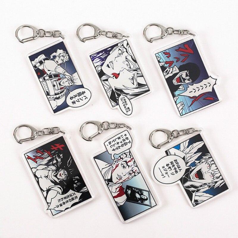 JoJo's Bizarre Adventure – All characters Keychains (15+ Designs) Keychains