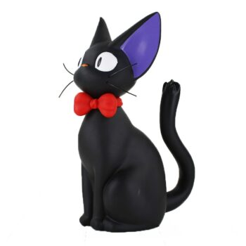 Kiki's Delivery Service – Black Jiji Money Bank and Figure Action & Toy Figures