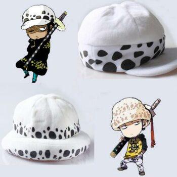 One Piece – Trafalgar's Hats (2 Designs) Caps & Hats