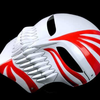Bleach – Ichigo Zangetsu Mask (2 Colors) Face Masks