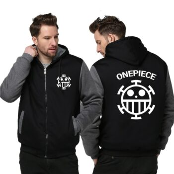 One Piece – Pirates Logo Awesome Hoodies (8 Designs) Hoodies & Sweatshirts