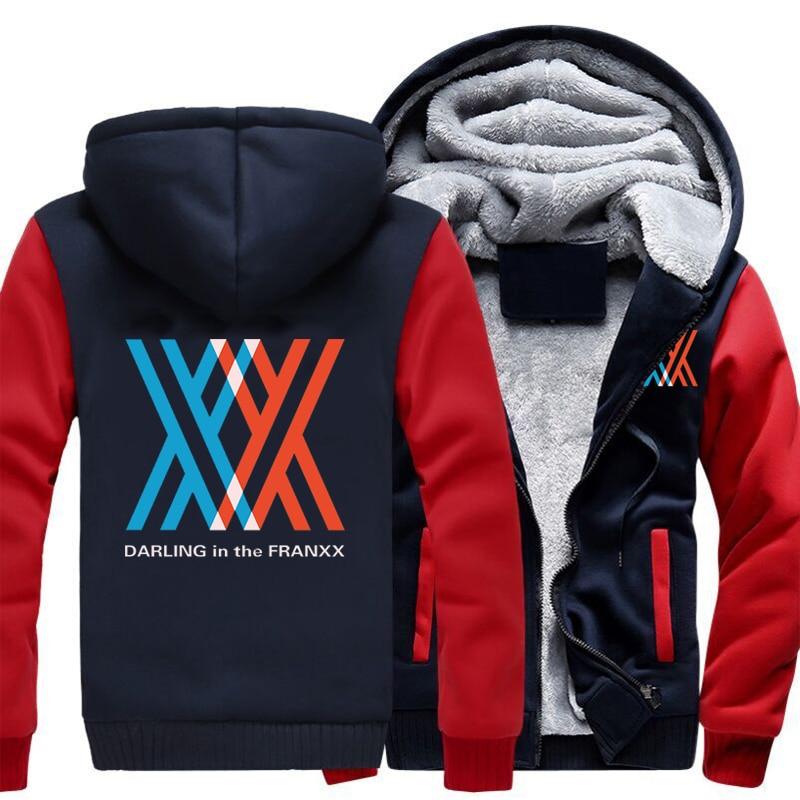 Darling In The Franxx – Anime Themed Hoodies (4 Designs) Hoodies & Sweatshirts