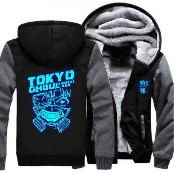 Tokyo Ghoul – Ken Kaneki Themed Warm Hoodies (4 Colors) Hoodies & Sweatshirts