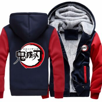 Demon Slayer – Anime Art and Logo Themed Hoodies (4 Designs) Hoodies & Sweatshirts