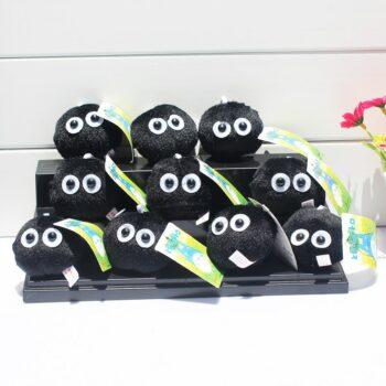 My Neighbor Totoro – Cute Little Black Stuffed Dolls (5 Pieces/Set) Dolls & Plushies