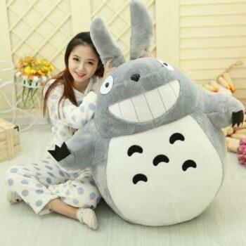 My Neighbor Totoro – Totoro Themed Cute Big Plush Doll (Different Sizes) Dolls & Plushies