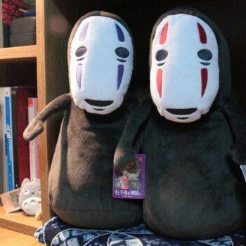 Spirited Away – No Face Man Stuffed Plush Dolls (Different Sizes) Dolls & Plushies