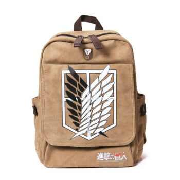 Attack on Titan – Survey Corps Themed Backpacks (3 Designs) Bags & Backpacks