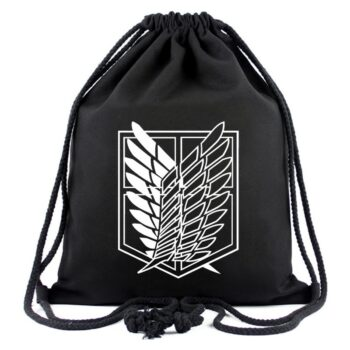 Attack on Titan – Survey Corps Themed Bags Bags & Backpacks