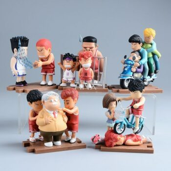 Slam Dunk – All Characters Different Styled Action Figures (15+ Designs) Action & Toy Figures