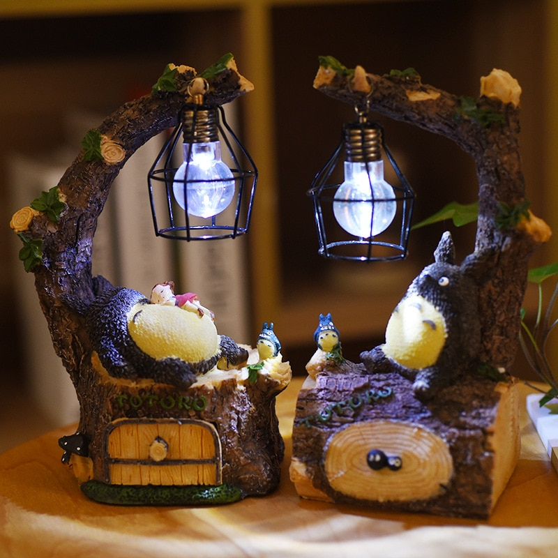 My Neighbor Totoro – Very Uniquely Designed Structure of Different Characters (6 Designs) Action & Toy Figures