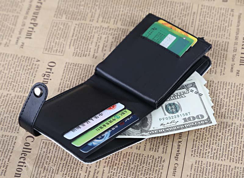Haikyuu!! – Hinata and Kageyama Themed Wallet Wallets