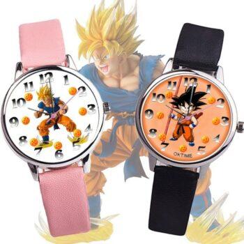 Dragon Ball – Goku Themed Wrist Watches (10+ Designs) Watches