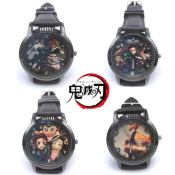 Demon Slayer – Different Characters Amazing Wrist Watches (10+ Designs) Watches
