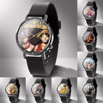 One Piece – Different Characters Cool Wrist Watches (20 Designs) Watches