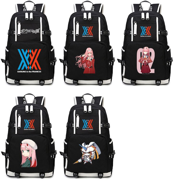 Darling In The FRANXX – Different Characters backpacks (10 Designs) Bags & Backpacks