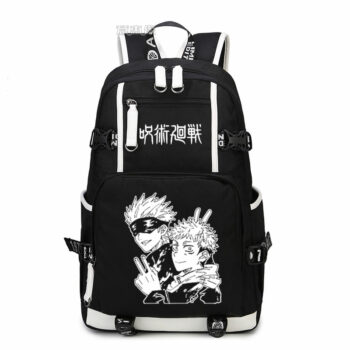 Jujutsu Kaisen – Different Characters Themed Backpacks (10+ Designs) Bags & Backpacks