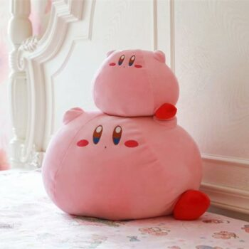 Kirby's Adventure – Kirby Themed Soft Plush Toys (4 Designs) Dolls & Plushies