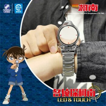 Detective Conan – Conan Themed Waterproof and Laser Watch (2 Designs) Watches