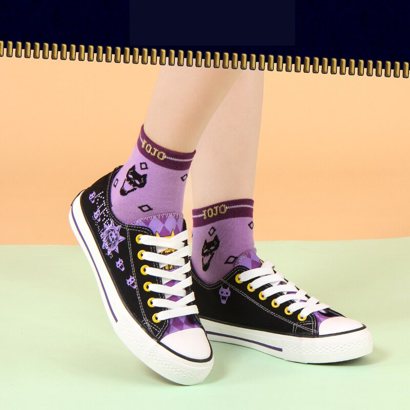 JoJo's Bizarre Adventure – Different Characters Themed Shoes (10 Designs) Shoes & Slippers