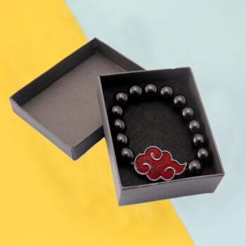 Naruto – Akatsuki Cloud Themed Bangles (2 Designs) Pendants & Necklaces