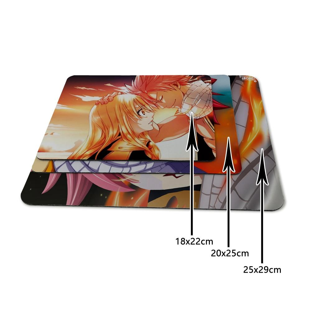 Fairy Tail – Natsu Dragneel Mouse Pad (4 Styles) Keyboard & Mouse Pads