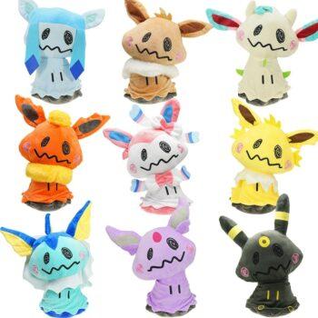 Pokemon – Mimikyu Themed Plush Dolls (9 Colors) Dolls & Plushies