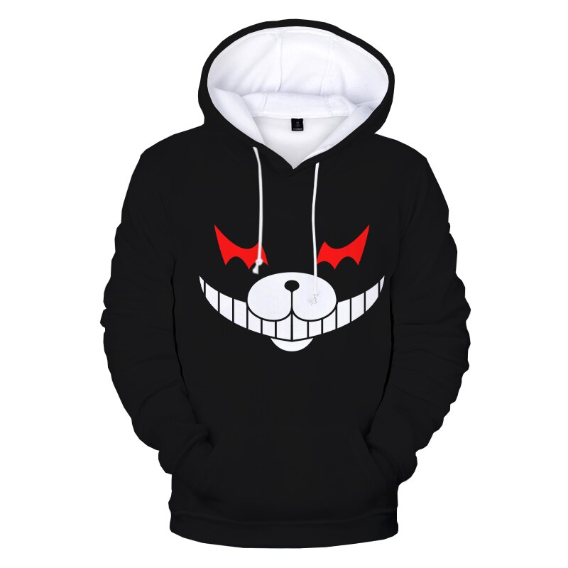 Danganronpa – Different Characters and Shapes Themed Hoodies (6 Designs) Hoodies & Sweatshirts