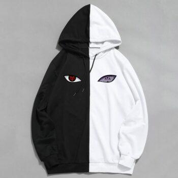 Naruto – Sharingan and Rinnegan themed Hoodies (10 Designs) Hoodies & Sweatshirts