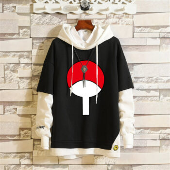 Naruto – Different Clans and Abilities themed Hoodies (15+ Designs) Hoodies & Sweatshirts