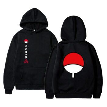 Naruto – Uchiha Clan and Sharingan themed Hoodies (25+ Designs) Hoodies & Sweatshirts