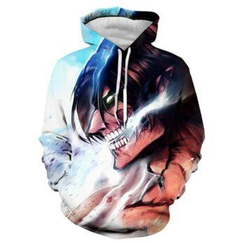 Attack on Titan – Different Characters themed Premium Hoodies (9 Designs) Hoodies & Sweatshirts