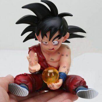 Dragon Ball – Goku Beaten Up PVC Action Figure (Box/No Box) Action & Toy Figures