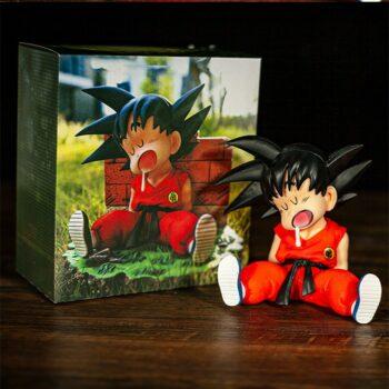 Dragon Ball – Kid Goku Sleeping Action Figure Action & Toy Figures