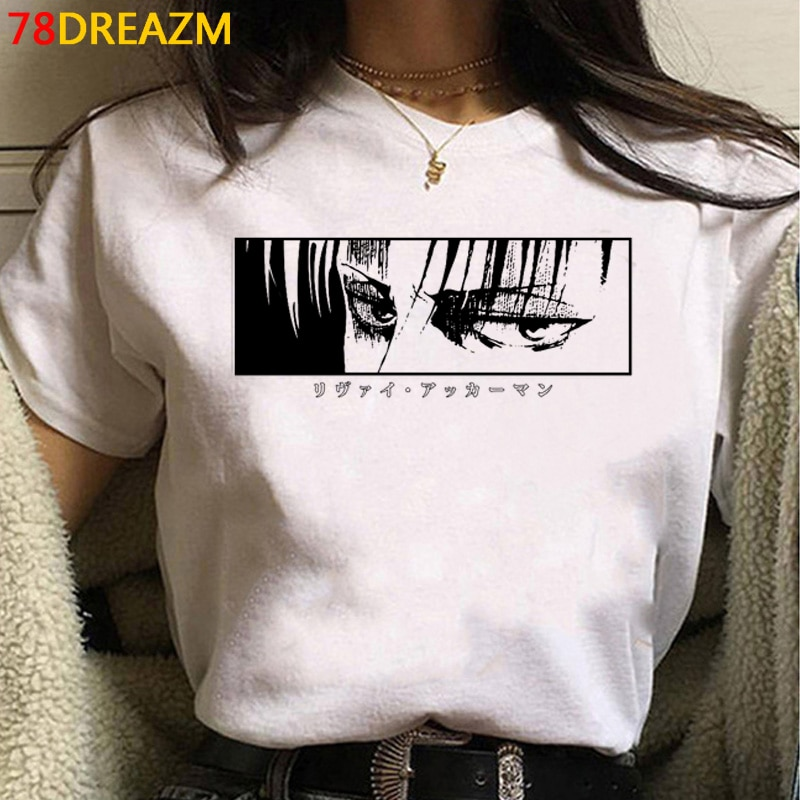 Attack on Titan – All Awesome Characters Themed Stylish T-Shirts (25+ Designs) T-Shirts & Tank Tops
