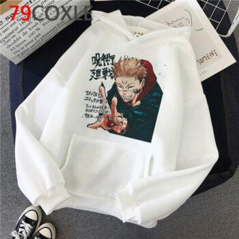 Jujutsu Kaisen – Different Characters Printed Hoodies (25 Designs) Hoodies & Sweatshirts