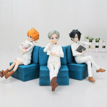 The Promised Neverland – Different Characters PVC Action Figures Action & Toy Figures