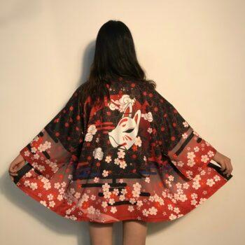 Japanese Traditional Style Yukatas (15+ Designs) Jackets & Coats