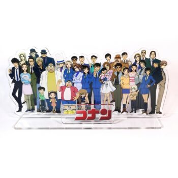 Detective Conan – All Characters Group Acrylic Stand Action & Toy Figures