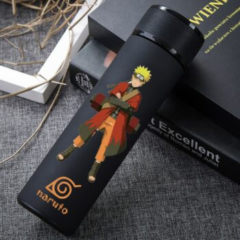 Naruto – Different Characters Themed Premium Water Bottles (10+ Designs) Mugs