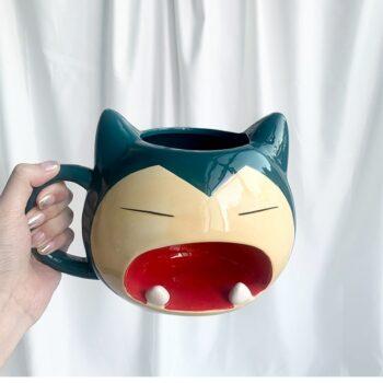 Pokemon – Snorlax Super Large Mug Mugs