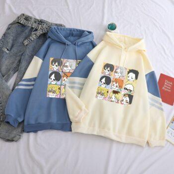Haikyuu!! – Cute Characters Themed Stylish Hoodies (6 Designs) Hoodies & Sweatshirts