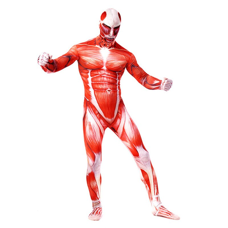 Attack on Titan – Colossal Titan Themed Full Costume (Different Sizes) Cosplay & Accessories